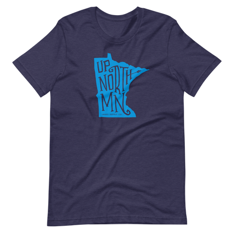 Up North Minnesota Tee (Unisex)