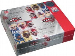 2007 Upper Deck Fleer Ultra Football Retail Box | Eastridge Sports Cards