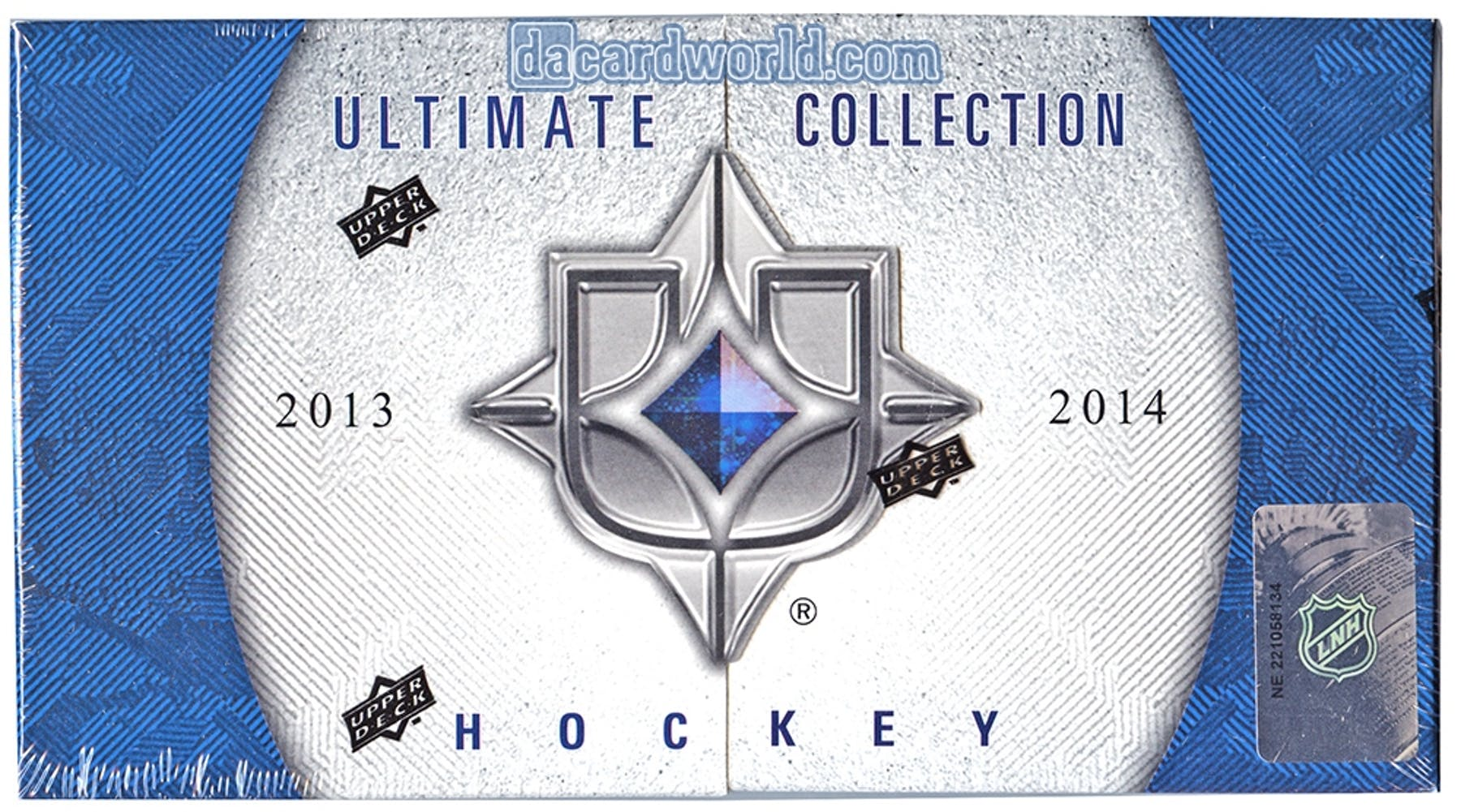 2013-14 Upper Deck Ultimate Hockey Hobby Box | Eastridge Sports Cards