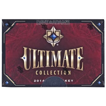2014-15 Upper Deck Ultimate Hockey Hobby Box | Eastridge Sports Cards