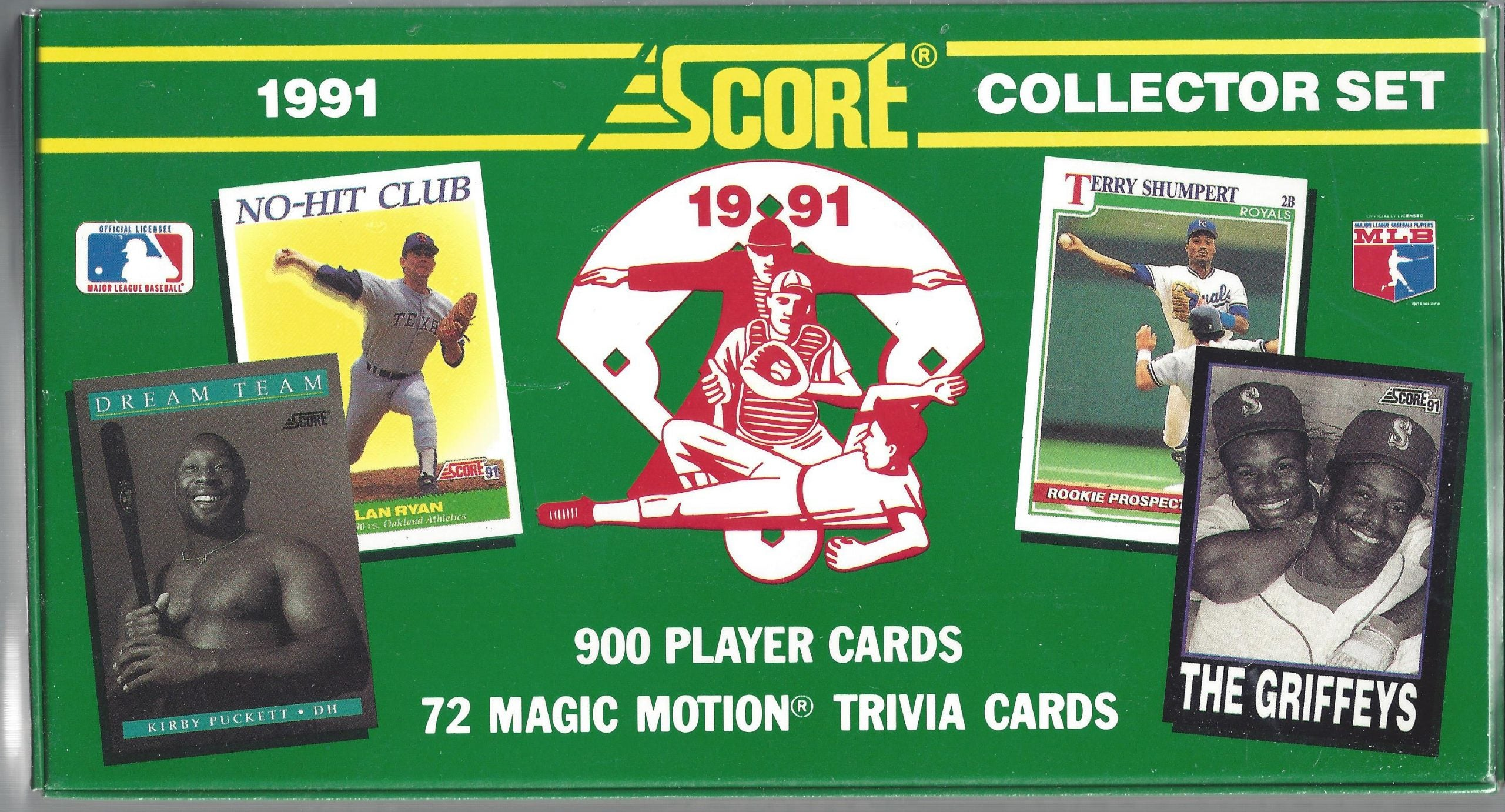 1991 Score Baseball Factory Set | Eastridge Sports Cards