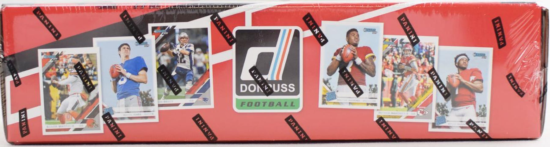 2019 Panini Donruss Football Factory Set | Eastridge Sports Cards