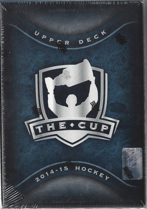2014-15 Upper Deck The Cup Hockey Hobby Box | Eastridge Sports Cards