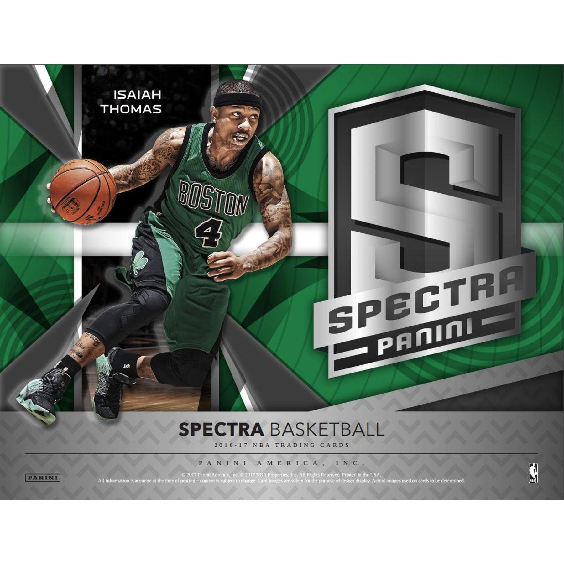 2016-17 Panini Spectra Basketball Hobby Box | Eastridge Sports Cards