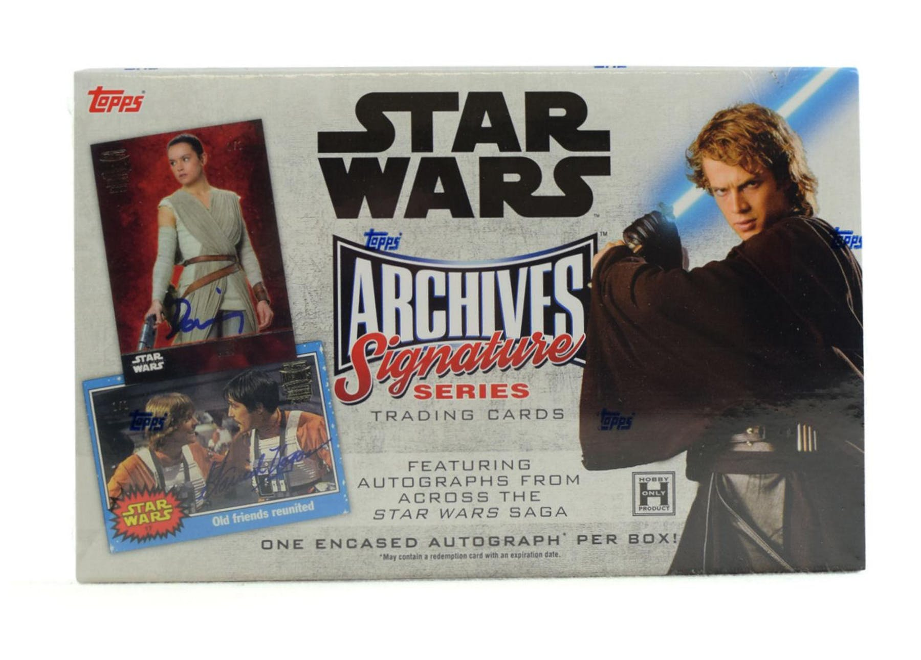 2018 Topps Star Wars Archives Signature Series Hobby Box | Eastridge Sports Cards