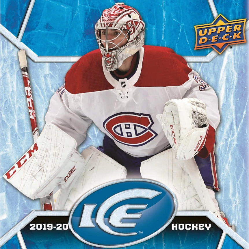 2019-20 Upper Deck ICE Hockey Hobby Master Case (24 boxes) | Eastridge Sports Cards