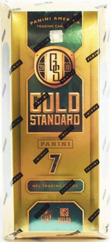 2019 Panini Gold Standard Football Hobby Box | Eastridge Sports Cards