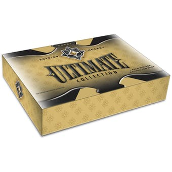 2019-20 Upper Deck Ultimate Collection Hockey Hobby Box | Eastridge Sports Cards