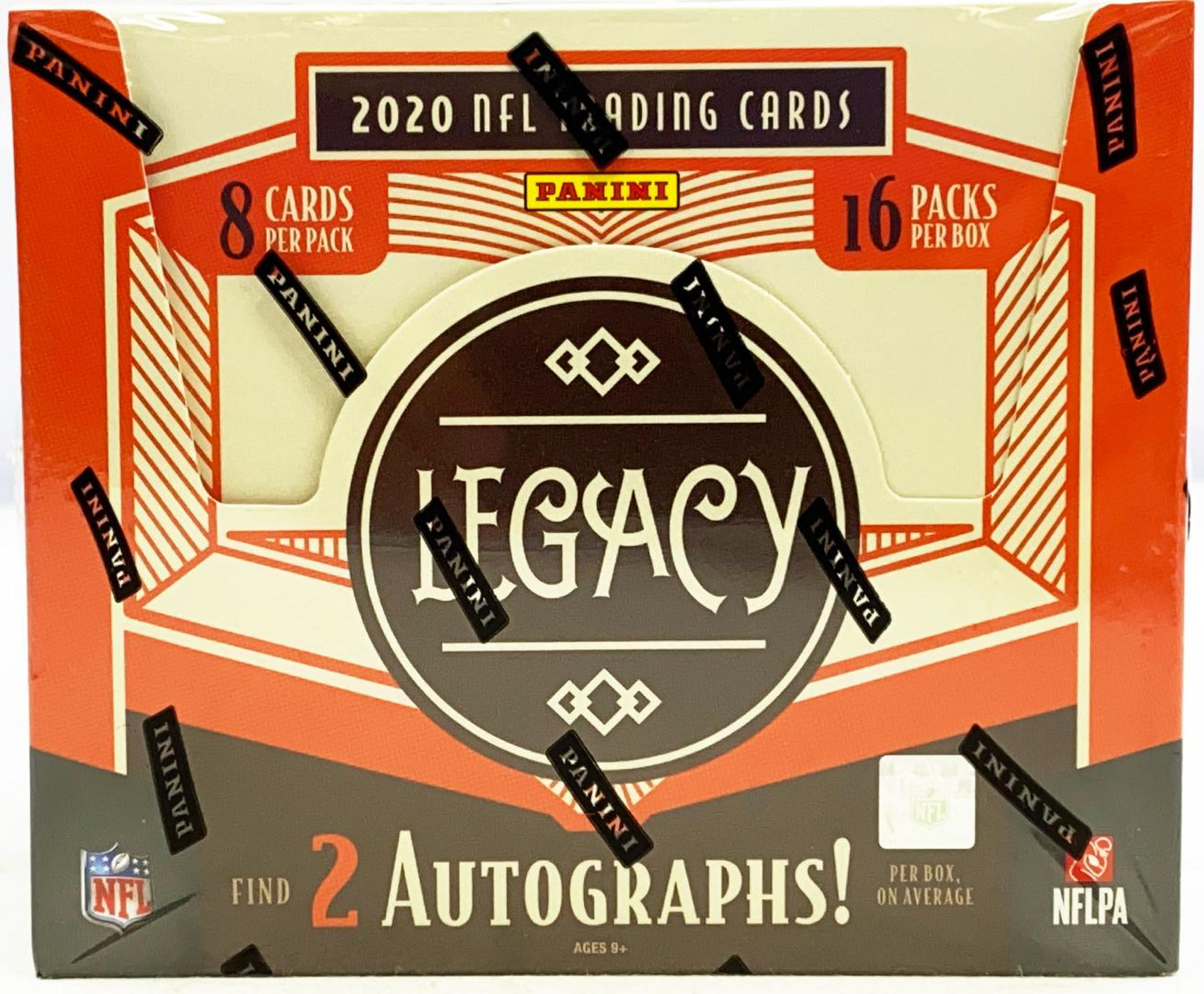 2020 Panini Legacy Football Hobby Box | Eastridge Sports Cards
