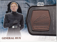 2016 Star Wars The Force Awakens Series Two Medallions #2 General Hux | Eastridge Sports Cards