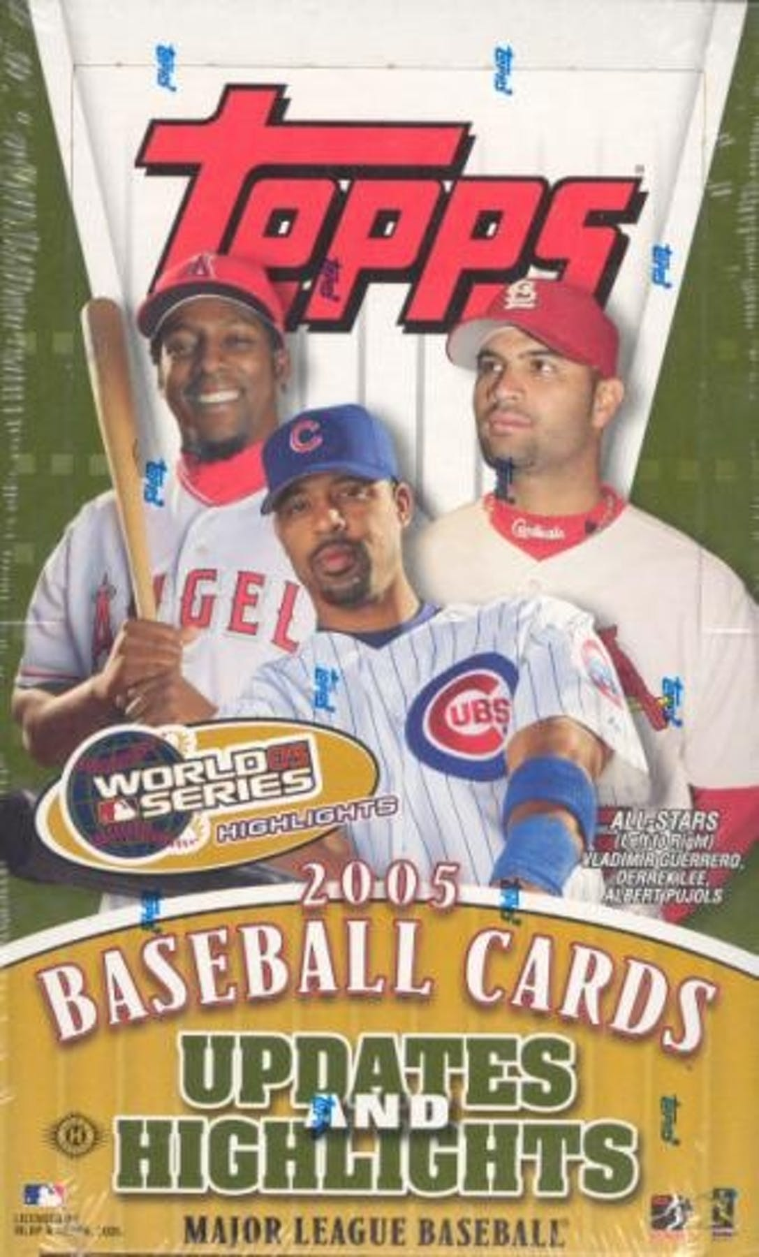 2005 Topps Baseball Updates and Highlights Hobby Box | Eastridge Sports Cards