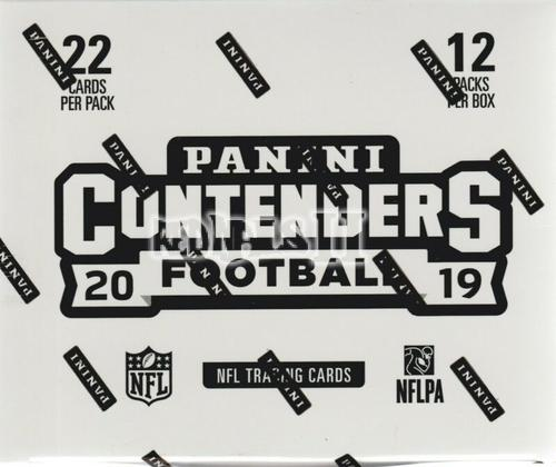 2019-20 Panini Contenders Football Cello Box | Eastridge Sports Cards