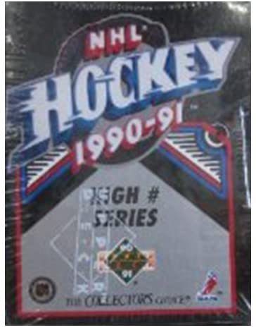 1990-91 Upper Deck Hockey High # Factory Set | Eastridge Sports Cards