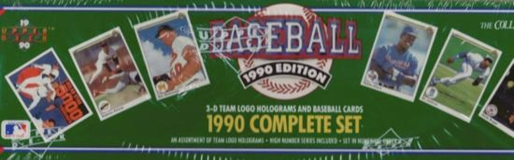 1990 Upper Deck Baseball Factory Set | Eastridge Sports Cards