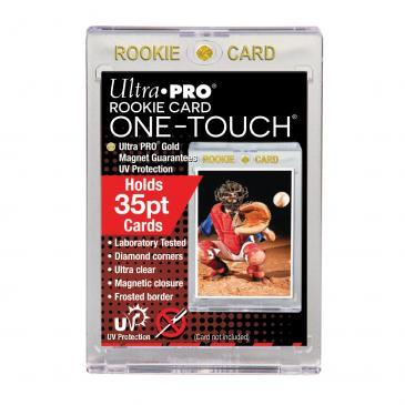 Ultra Pro 35PT UV ROOKIE ONE-TOUCH Magnetic Holder | Eastridge Sports Cards