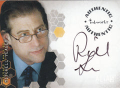 2003 Alias Season Two Autographs #A17 - Richard Lewis as Agent Yeagher | Eastridge Sports Cards