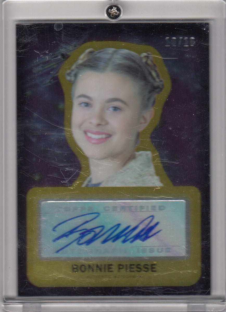 2015 Star Wars Journey to The Force Awakens Autographs - Bonnie Piesse - GOLD #/10 | Eastridge Sports Cards