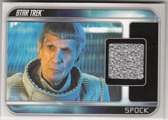2009 Star Trek Movie Costumes #CC6 - Spock | Eastridge Sports Cards