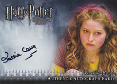 2009 Harry Potter and the Half-Blood Prince Autographs - Jessie Cave as Lavender Brown | Eastridge Sports Cards