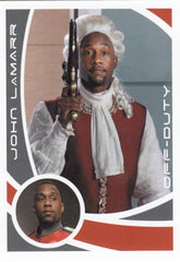 2019 The Orville Season One - Off-Duty #D7 - Lieutenant Commander John Lamarr | Eastridge Sports Cards