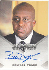 2006 X-Men The Last Stand Autographs - Bill Duke as Bolivar Trask LIMITED | Eastridge Sports Cards