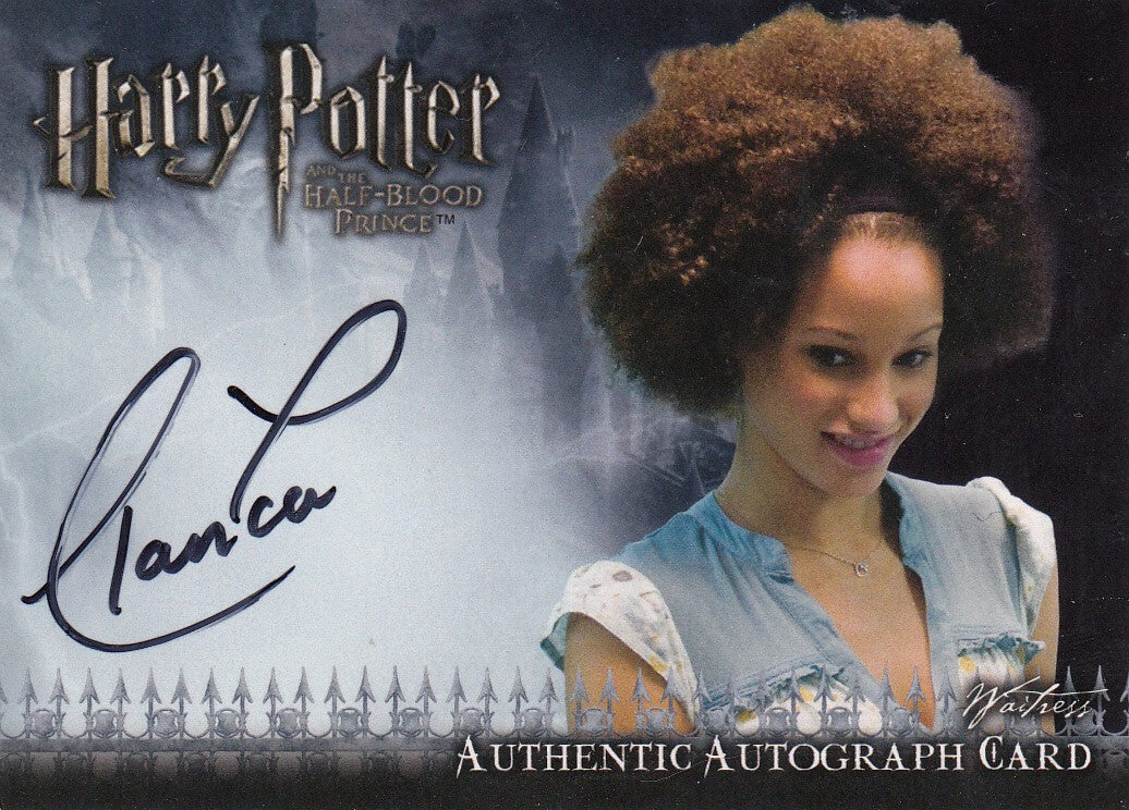 2009 Harry Potter and the Half-Blood Prince Update Autographs - Elarica Gallacher | Eastridge Sports Cards