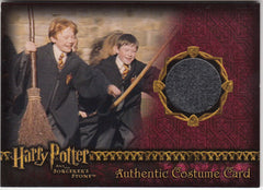 2005 Harry Potter and the Sorcerer's Stone Costumes #C8 Hogwarts Pants #/750 | Eastridge Sports Cards