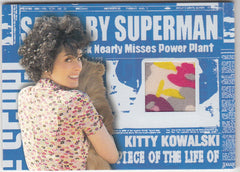 2006 Superman Returns Saved by Superman Memorabilia #3 Kitty's Flower Dress | Eastridge Sports Cards