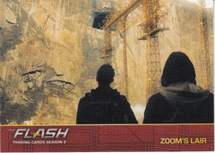 2017 The Flash Season 2 Locations #L06 - Zoom's Lair | Eastridge Sports Cards