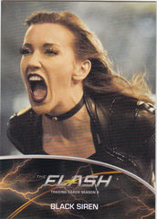 2017 The Flash Season 2 Metas #MT02 - Black Siren | Eastridge Sports Cards