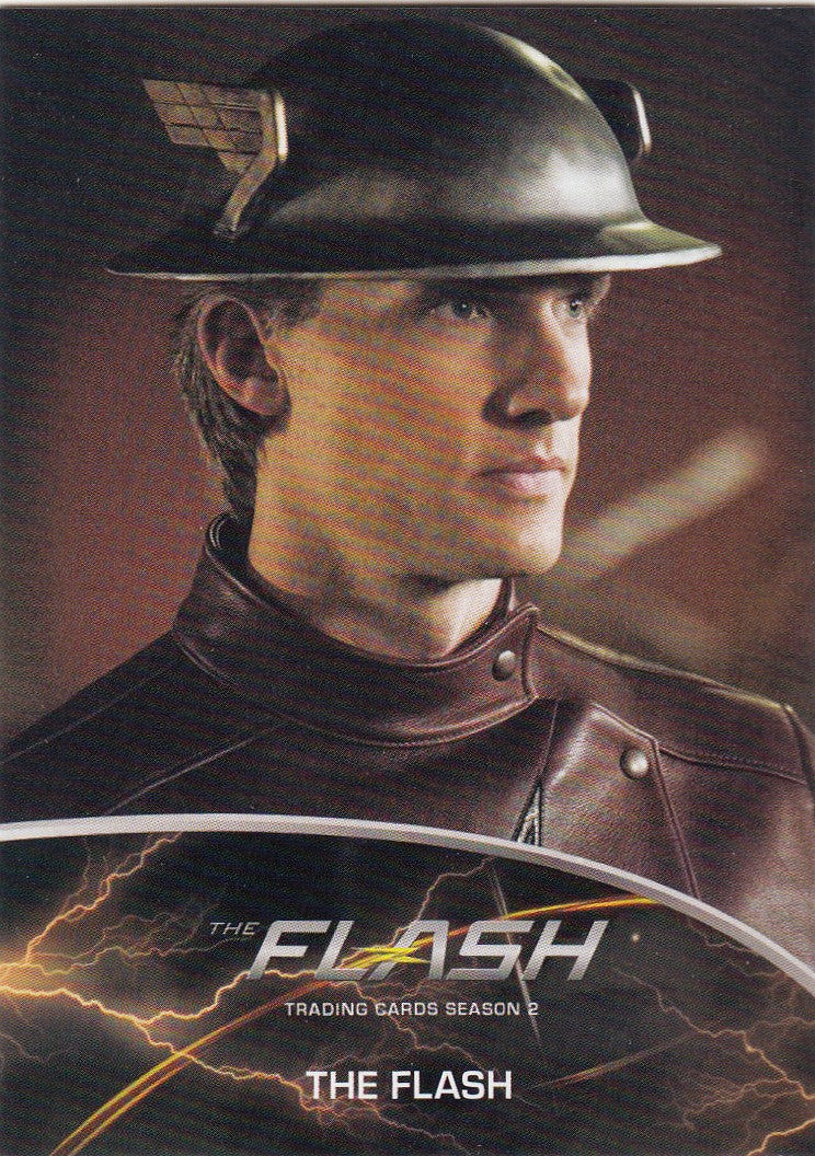 2017 The Flash Season 2 Metas #MT04 - The Flash | Eastridge Sports Cards