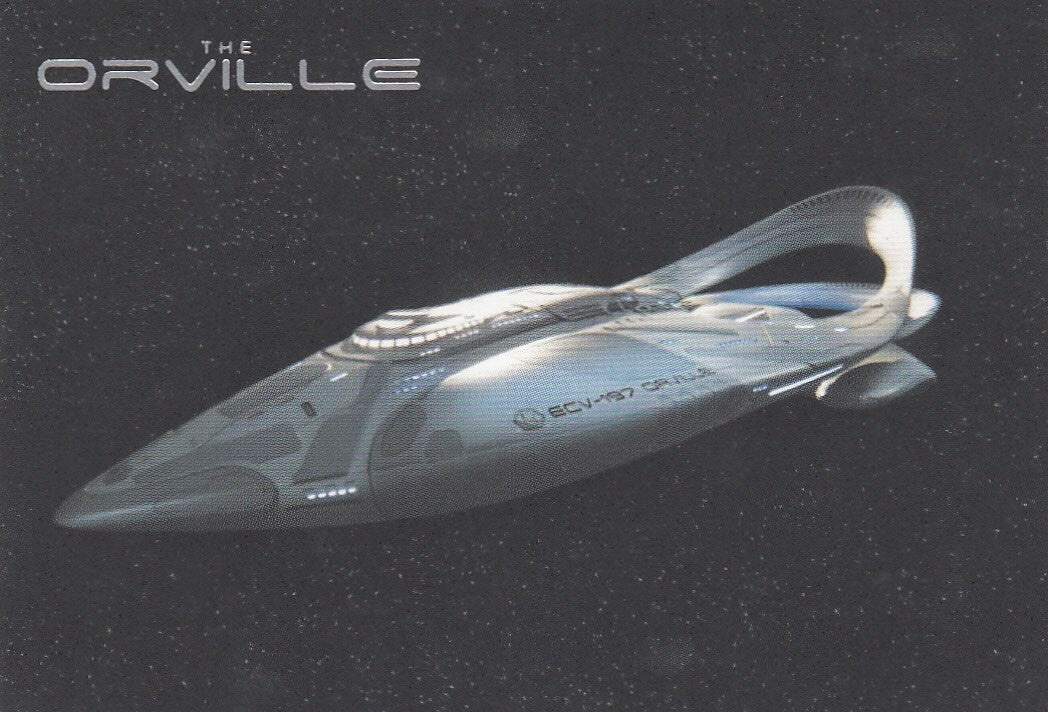 2019 The Orville Season One - The Orville Ship #O9 | Eastridge Sports Cards