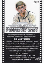 2016 Pop Century Perfectly Cast #PC-RT1 - Richard Thomas | Eastridge Sports Cards