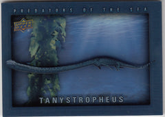 2015 Dinosaurs Predators of the Sea #POS11 - Tanystropheus | Eastridge Sports Cards