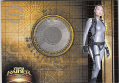2003 Tomb Raider Cradle of Life Pieceworks #PW2 Angelina Jolie - Wet suit | Eastridge Sports Cards
