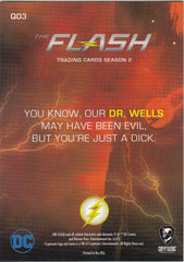 2017 The Flash Season 2 Quotable Cisco #Q03 | Eastridge Sports Cards