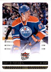 2014-15 Fleer Ultra Gold Medallion #070 David Perron | Eastridge Sports Cards