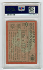1983 Topps #384 Kenny Easley PSA 8 (Rookie) | Eastridge Sports Cards