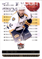 2014-15 Fleer Ultra Gold Medallion #104 Mike Fisher | Eastridge Sports Cards