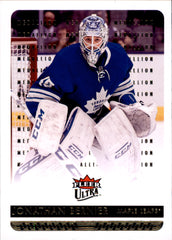 2014-15 Fleer Ultra Gold Medallion #183 Jonathan Bernier | Eastridge Sports Cards
