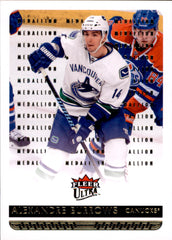 2014-15 Fleer Ultra Gold Medallion #185 Alexandre Burrows | Eastridge Sports Cards