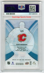 2013-14 Upper Deck Ice #125 Sean Monahan PSA 10 (Rookie) | Eastridge Sports Cards