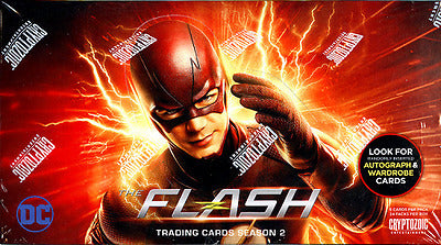 2017 Cryptozoic The Flash Season 2 Hobby Box | Eastridge Sports Cards