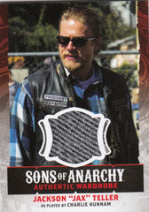 "2015 Sons of Anarchy Seasons 4-5 Wardrobes #W09 Jackson ""Jax"" Teller 