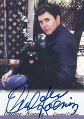 2003 Timem Celebrity Autographs #WK1 - Walter Koenig | Eastridge Sports Cards