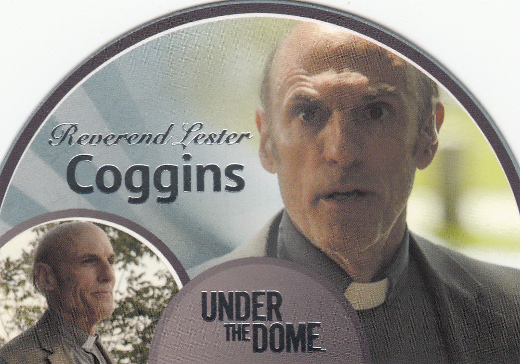 2014 Under the Dome Season One Characters #C14 - Reverend Lester Coggins | Eastridge Sports Cards