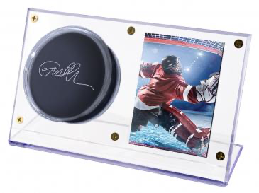 Ultra Pro Acrylic Puck & Card Holder | Eastridge Sports Cards