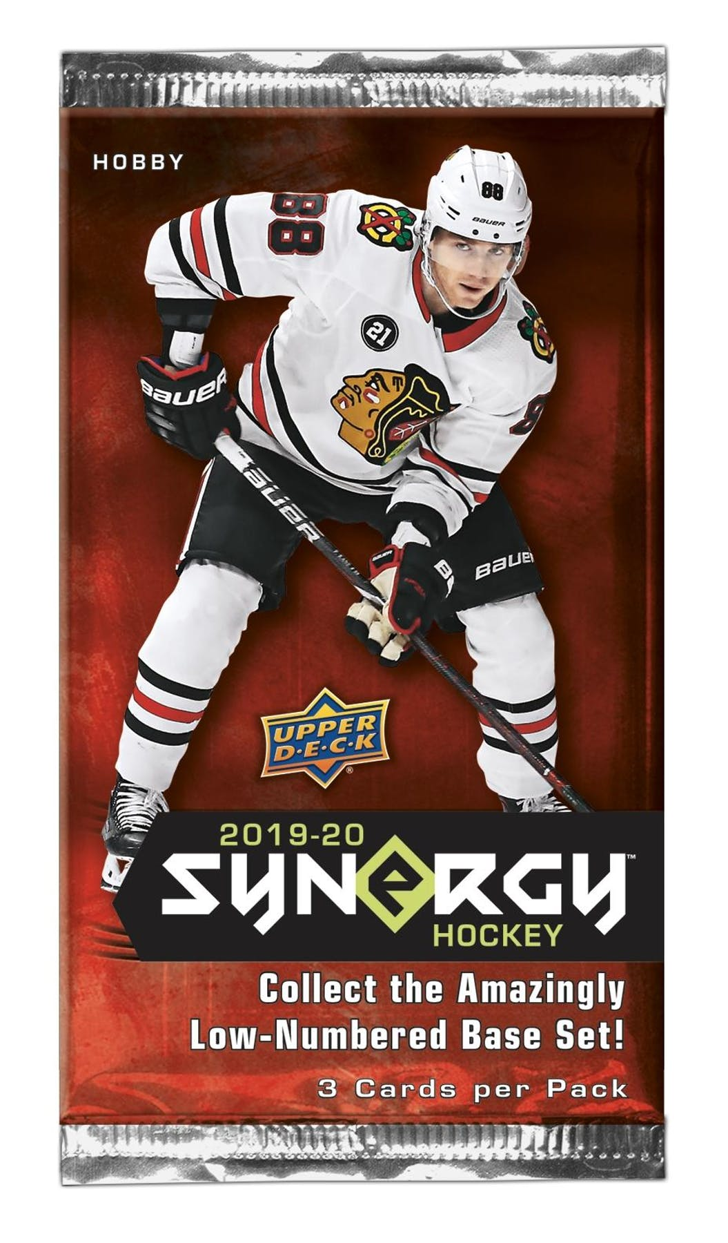 2019-20 Upper Deck Synergy Hockey Hobby Pack | Eastridge Sports Cards
