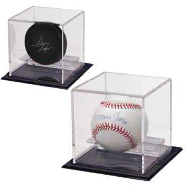 Ultra Pro Baseball & Puck Z-Design Display | Eastridge Sports Cards