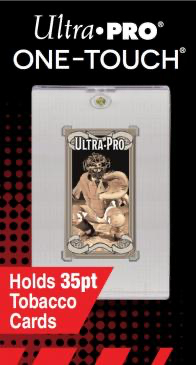 Ultra Pro Tobacco UV ONE-TOUCH Magnetic Holder | Eastridge Sports Cards